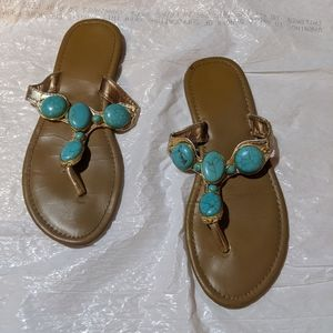 2 Sandals For One Price - Size 6